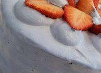 こんな色のショートケーキある~?